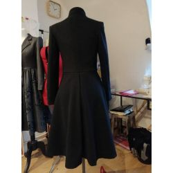 Black Women's Coat