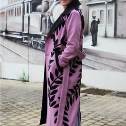 Maxi ladies coat